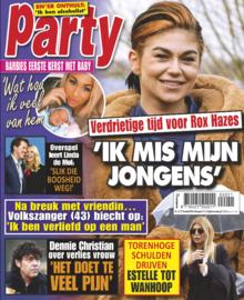 Gelukspoppetjes in de media: tijdschrift De Party dec 2020