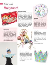 Portie geluk in tijdschrift de Anoniem oktober 2019