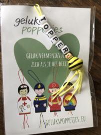 Cadeautjes voor TOPPERS