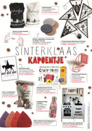 Shopping special met Sinterklaas gelukspoppetje