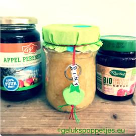 Maak er een potje appelmoes van