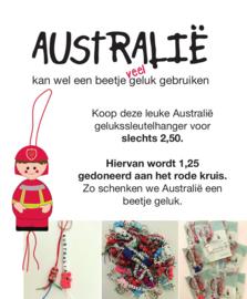 Hulp voor Australie