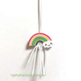 Regenboog gelukspoppetje