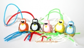 Pinguin gelukspoppetje