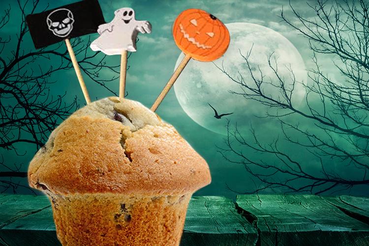 Gelukspoppetjes Halloween gaan ons verlaten