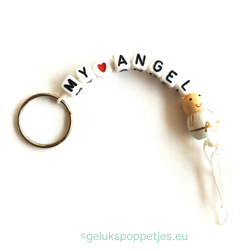 My loving angel geluksengeltje
