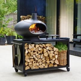 Morso Forno Pizza oven | complete set Garden