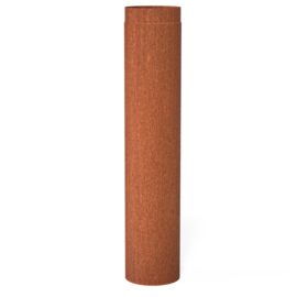 100 cm pijp | Ø200 mm | Corten | BAC5.200