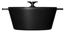 Morsø geëmailleerde gietijzeren braadpan met deksel  | 3 varianten