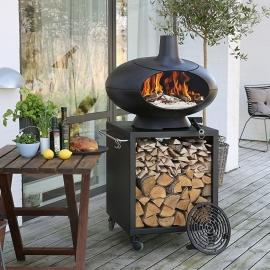 Morso Forno Pizza oven | complete set Terra