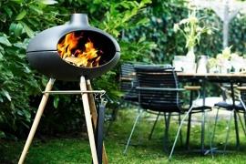 Morso Grill Forno oven - Buitenoven