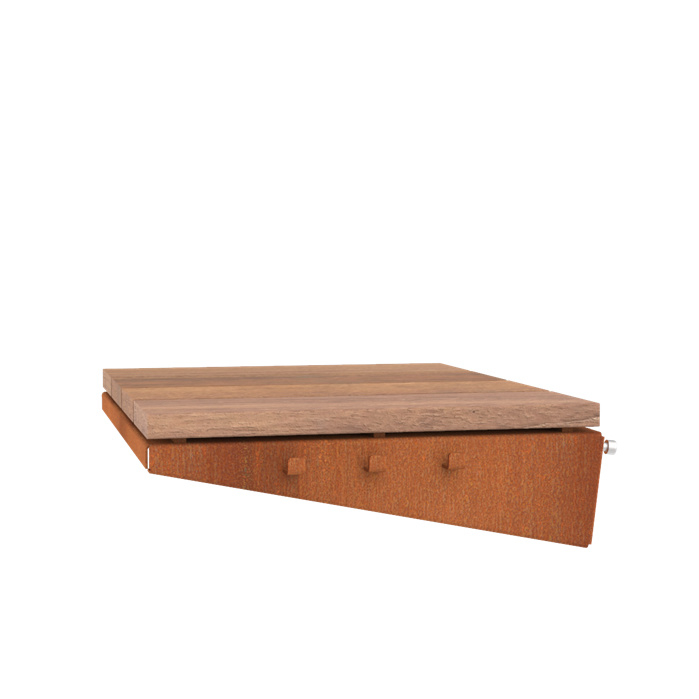 FORNO Damm uitbreiding's accessoire Hout | BFC10.2