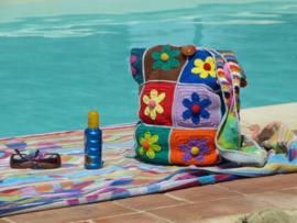haakpatroon zomerse tas