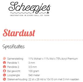 Scheepjes Stardust 659