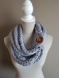Gratis patroon sjaal vingerbreien