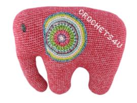 haakpatroon olifant (Joekedoe)