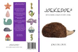 Joekedoe² - het boek