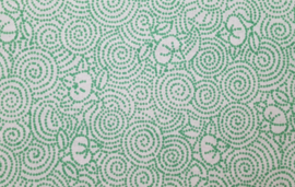 Tissu de Marie - Enchanted Emerald (kleur 2)