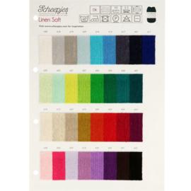 Staalkaart Linen Soft