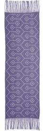 Gehaakte sjaal Amalfi  (geometrische motieven)