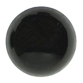 Veiligheidsogen zwart 5 mm