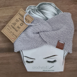 Gebreide hoofdband - Eliza