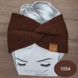 Gebreide hoofdband - Colour Crafter