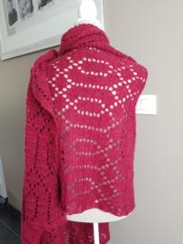 Sjaal Torino (geometrische motieven)