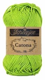 Scheepjes Catona 50 gram - 205 - kiwi
