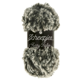 Scheepjes Furry Tales - 981 Wicked Witch