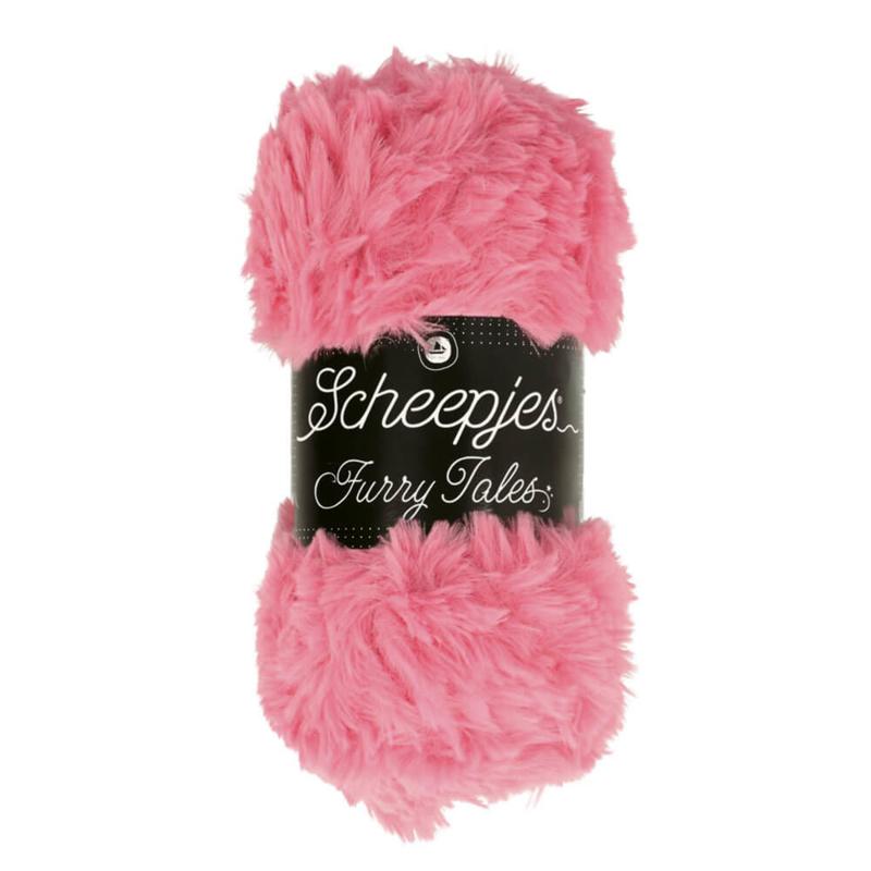 Scheepjes Furry Tales - 984 Sleeping Beauty