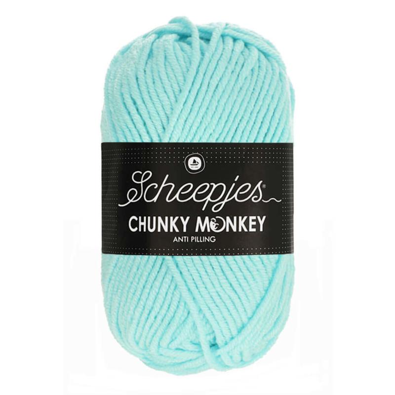 Scheepjes Chunky Monkey - 1034 - Baby Blue