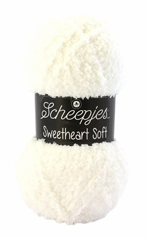 Scheepjes Sweetheart Soft - kleur 01