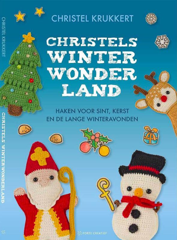 Christels Winterwonderland - Christel Krukkert