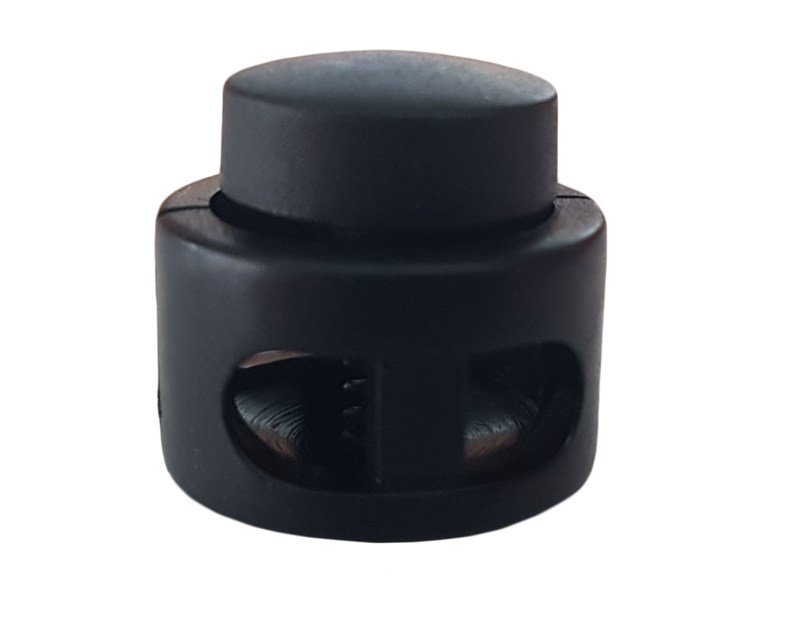 Koordstopper - zwart