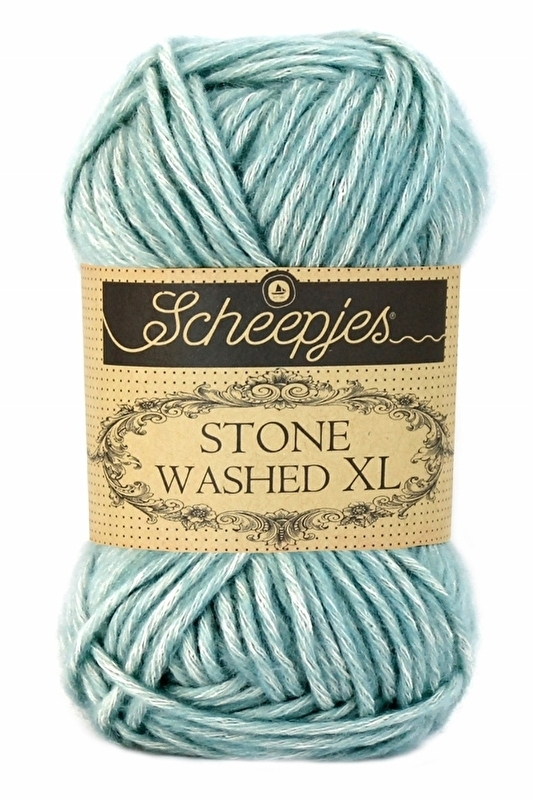 Scheepjes Stone Washed XL - 853 -Amazonite