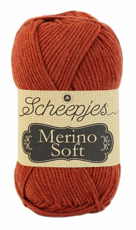 Scheepjes Merino Soft - 608 - Dali