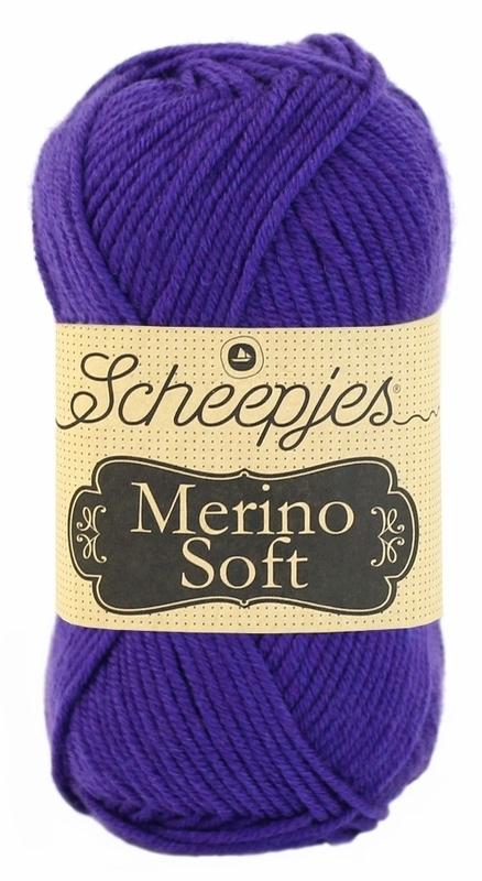 Scheepjes Merino Soft - 638 - Hockney