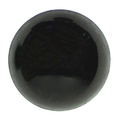 Veiligheidsogen zwart 18 mm