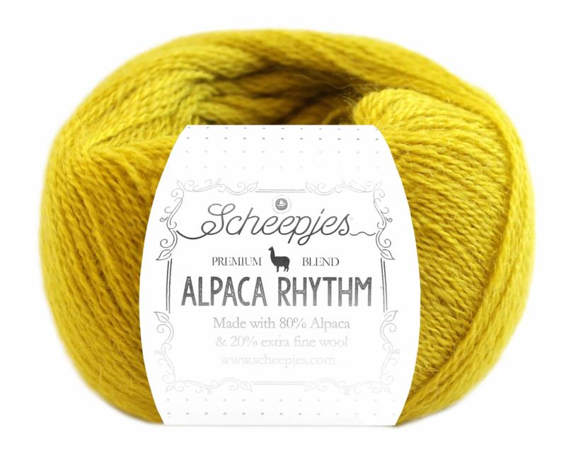 Scheepjes Alpaca Rhythm 668 Disco