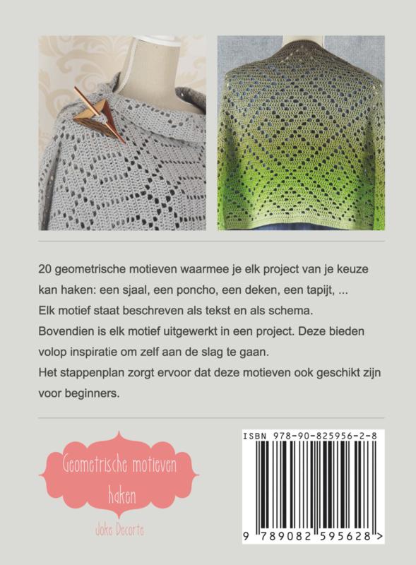 Geometrische Motieven Haken Het Boek Geometrische