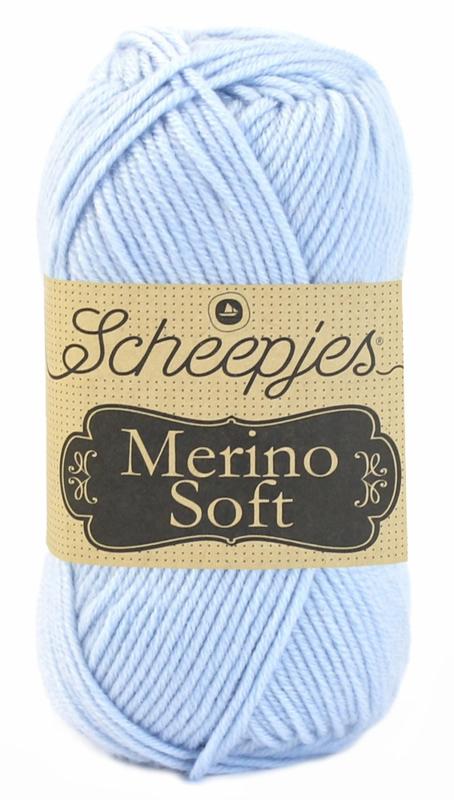 Scheepjes Merino Soft - 610 - Turner