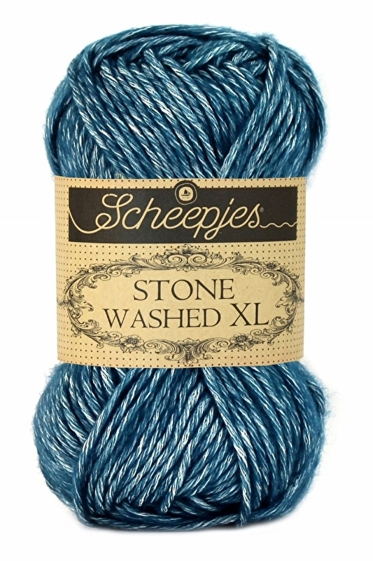 Scheepjes Stone Washed XL - 845- Blue Apatite