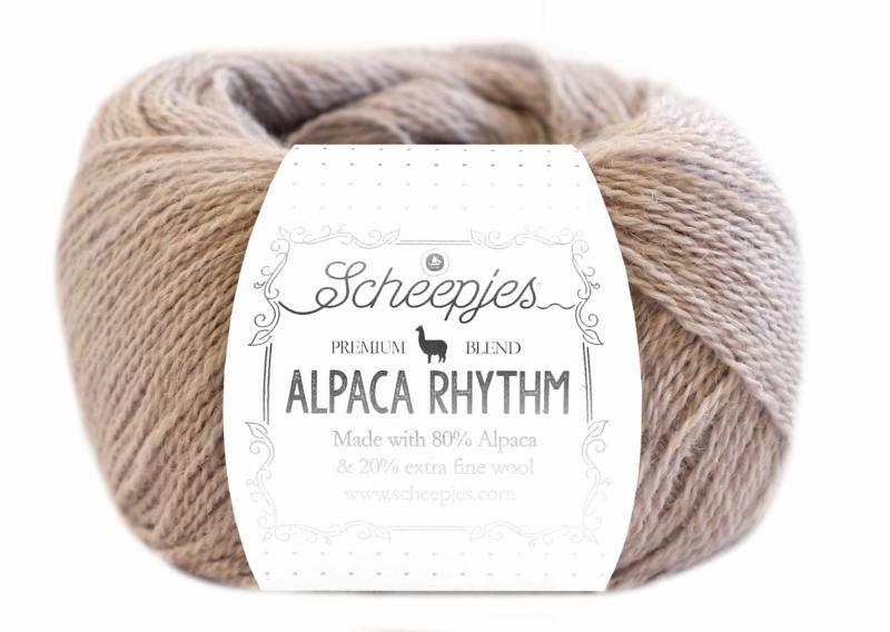 Scheepjes Alpaca Rhythm 654 Robotic