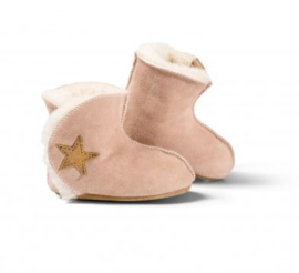 Fellhof baby pantoffel Ranger Roze