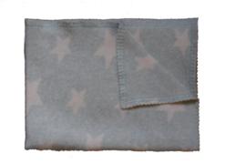 Couveuse deken Stars Mint Groen