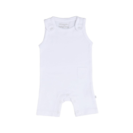 Baby Salopette Pure Wit
