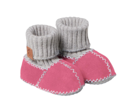 Fellhof baby pantoffel Balu Roze