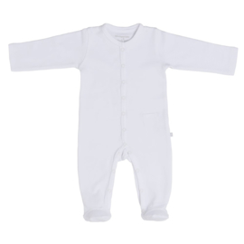 Baby Boxpakje met voetjes Pure Wit