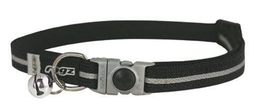 AlleyCat Halsband Small Black